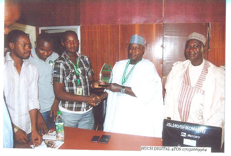 National Association of Nigerian Students (NANS) Award
